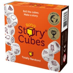 rory's story cubes for writers