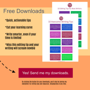 free printable downloads for writers