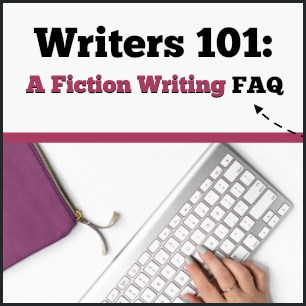 writers 101 - a graphic about a list of writers questions - faq